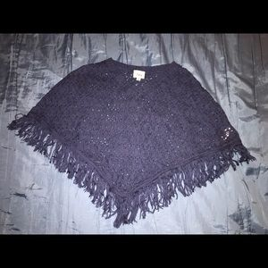Justice shawl - Size 6/7
